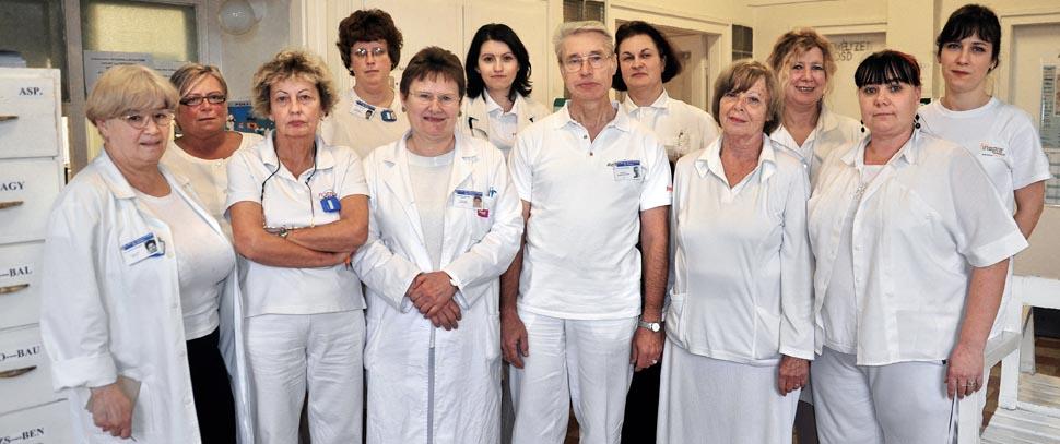 Врачи больницы святого Яноша