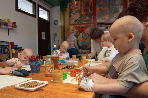 Детское отделение онкогематологии Университета Земмельвейса
