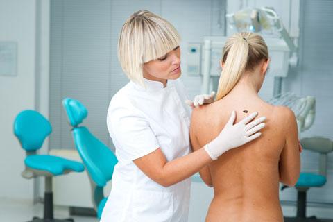 иссечение новообразований кожа